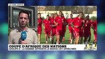 CAN-2019 : Le Maroc, l'un des favoris, entre en lice face à la Namibie