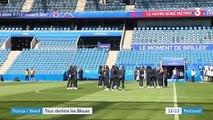 Coupe du monde féminine : les Bleues affrontent le Brésil