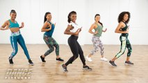 Make Your Workout Feel Almost Like a Vacation With this Island Vibes Dance Session
