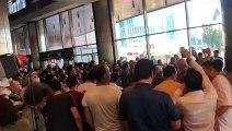 CHP Genel Merkez yıkılıyor