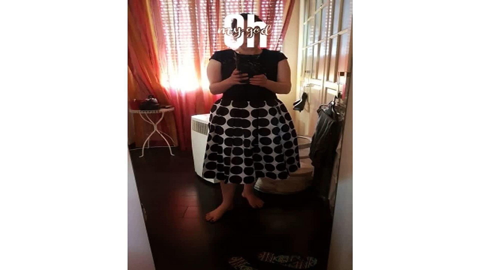 S FLAVOR Vintage style women wave point dress Hot Sale short sleeve patchwork A line short dress Cas