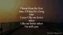 Lauv - I Like Me Better (Paroles) (Boyce Avenue ft. Emma Heesters acoustic Cover)