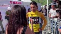"Tour de Suisse 2019 - Egan Bernal : ""Geraint Thomas will be the leader of Team Ineos on the Tour de France, I respect him enormously"""
