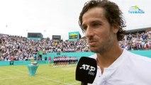 """ATP - Queen's 2019 - Feliciano Lopez wins at Queen's and when """"Les papis font de la resistance"""""""