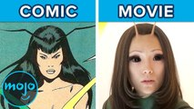10 Massive MCU Character Changes
