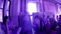 Swannanoa Palace Ghost Hunt Fundraiser Adrianne Has an Admirer & Spirits on the SLS Lunar ParanormalVirginia