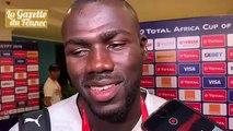 Réaction de Kalidou Coulibaly après Sénégal-Tanzanie (2-0)