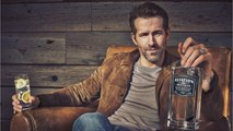 Ryan Reynolds Tweeted Joke About His Gin Company