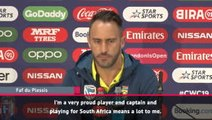 World Cup performance 'embarrassing' - Du Plessis