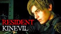 Return To Resident Evil 2 Remake - Resident Kinevil