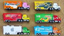 Disney Pixar Cars 3 Lightning Mcqueen Mack Truck Cars for children