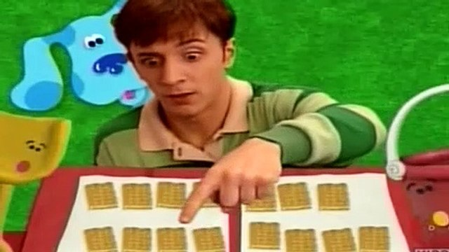 Blues Clues Season 2 Episode 8 - Math!