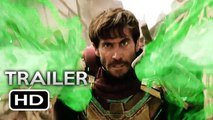 SPIDER-MAN: FAR FROM HOME Official Trailer (2019) Tom Holland