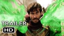 SPIDER-MAN: FAR FROM HOME International Trailer (2019) Tom Holland Marvel Superhero Movie HD