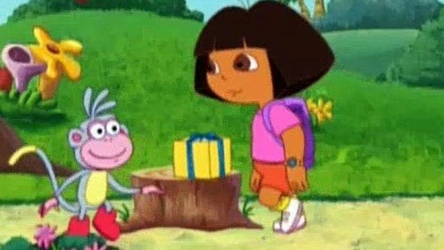 Dora the Explorer Season 1 Episode 12 - Surprise