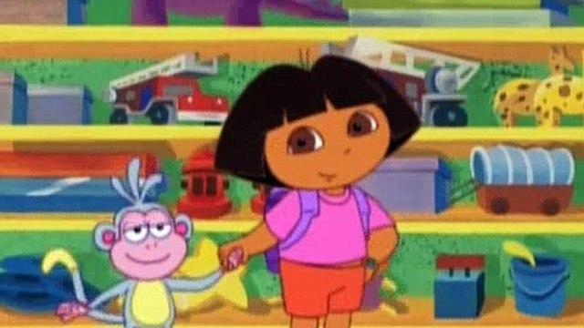 Dora the Explorer Season 1 Episode 15 - Bouncing Ball