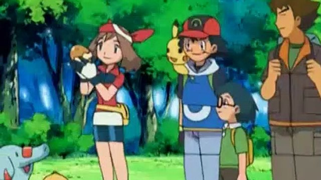 Pokemon Season 9 Episode 9 Reversing The Charge