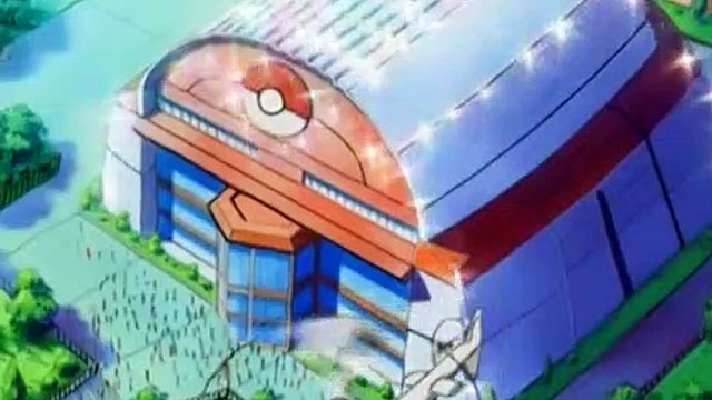 Pokemon Season 9 Episode 8 Tactics Theatrics!