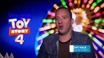 Toy Story 4 - Forky - Make a Friend With Tony Hale