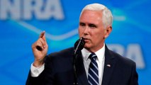 """Mike Pence Claims Trump Admin Will """"Follow The Science"""" On Climate Change"""