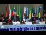 RTG - Clôture des travaux de la reunion ministérielle du comité de pilotage de la reforme institutionnelle de la CEEAC