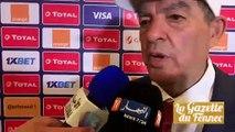 Hannachi : «Je suis venu et hamdoullah l'équipe a gagné !»