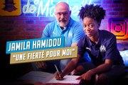 Jamila Hamidou : « Une fierté pour moi »