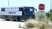 Los presos del procés vuelven a las cárceles catalanas