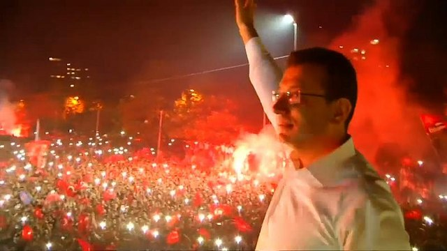 Istanbul: vince di nuovo Imamoglu, punito Erdogan