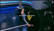 Encerramento Primeiro Impacto (06/07/2018) - Marcão faz homenagem a (queda de) Neymar | SBT 2018