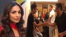 Malaika Arora's son Arhaan Khan spend quality time with Salman Khan | FilmiBeat