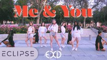 [ECLIPSE] EXID(이엑스아이디) - ME&YOU Full Dance Cover