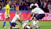 Mondiali di calcio femminile: Francia e Inghilterra ai quarti