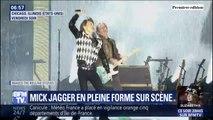 Rolling Stones: les images de Mick Jagger en pleine forme lors de son retour sur scène