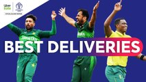 UberEats Best Deliveries of the Day - Pakistan vs South Africa - ICC Cricket World Cup 2019