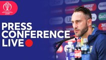 Post Match Press Conference Pakistan vs South Africa - ICC Cricket World Cup 2019