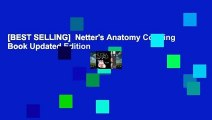 [BEST SELLING]  Netter's Anatomy Coloring Book Updated Edition