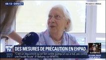 Dans cet Ehpad de Saint-Maur-des-Fossés, tout est prêt pour aider les personnes âgées à affronter la canicule