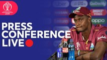 Post Match Press Conference West Indies VS New Zealand - ICC Cricket World Cup 2019