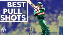 Who Played It Best? - Best Pull Shots of the World Cup - ICC Cricket World Cup 2019