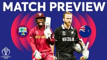 Match Preview - West Indies v New Zealand - ICC Cricket World Cup 2019