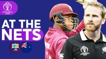 West Indies v New Zealand - At The Nets - ICC Cricket World Cup 2019