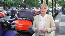 100 Years of Citroën History go on Display in Paris - Linda Jackson