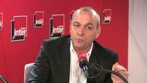 """Laurent Berger : """"Oui, aujourd'hui il y a dans notre pays un recul du consentement à la solidarité"""""""