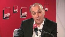 """Laurent Berger : """"Le gouvernement, lorsqu'il dit que [cette réforme], c'est pour lutter contre la précarité, c'est un mensonge : c'est pour lutter contre les précaires"""""""