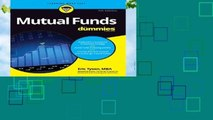 About For Books  Mutual Funds For Dummies by Eric Tyson