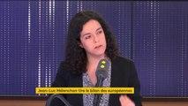 """L'écologie menée par Yannick Jadot """"n'est pas au service des classes populaires"""" regrette Manon Aubry (LFI) """"Yannick Jadot a eu des ambiguïtés sur son rapport à l'économie libérale, à la droite libérale au niveau européen"""""""
