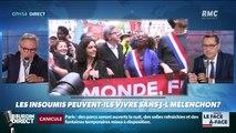 Brunet & Neumann : Les Insoumis peuvent-ils vivre sans Jean-Luc Mélenchon ? - 24/06