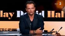 Laurent Delahousse interroge sur France 2 pour la première fois David Hallyday sur la guerre d'héritage avec Laeticia - VIDEO