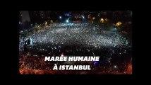À Istanbul, la victoire d'Ekrem Imamoglu provoque des scènes de liesse
